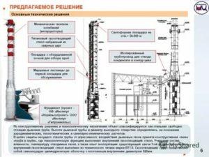 Как выполняется расчет дымовой трубы: технические особенности