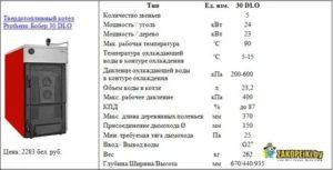 Как используются электрические и твердотопливные котлы Протерм и их характеристики
