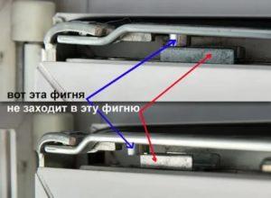 Стеклопакет не открывается на проветривание