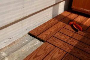 Чем покрыть деревянный пол на балконе