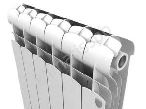Алюминиевые радиаторы отопления: особенности конструкции и обзор популярных моделей