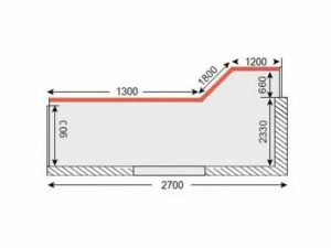 Размер балкона в панельном доме п 44