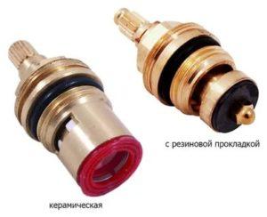 Кран-букса для смесителя: обслуживание и ремонт запорного механизма