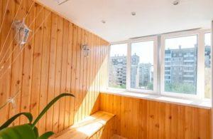 Вагонка для балкона какую выбрать