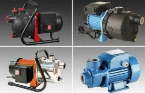 Насосы для водопровода – обзор основных вариантов и их особенности