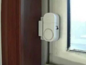 Сигнализация на окна первого этажа