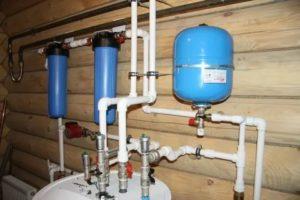 Водопровод в частном доме своими руками: эффективные способы водоснабжения