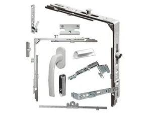 Как разобрать механизм пластикового окна