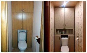 Как закрыть трубы в туалете: 3 бюджетных варианта
