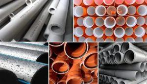Канализационные полиэтиленовые трубы: особенности выбора и применения