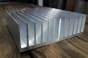 Радиаторный профиль: области применения и способы монтажа