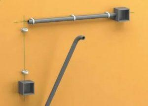 Труба для электропроводки: монтируем защищенные коммуникации
