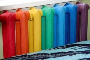Покраска батарей отопления: выбор материала и особенности самостоятельного выполнения