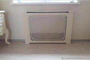 Декоративные решетки для радиаторов отопления: основные разновидности и способы их применения