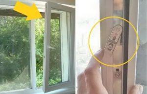 Заклинило пластиковое окно не открывается