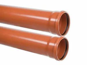 Канализационная труба 160 мм – виды и применение