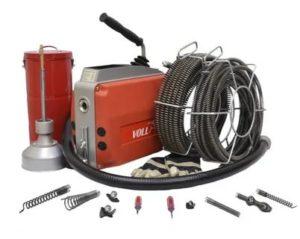 Эффективное оборудование для прочистки канализационных труб