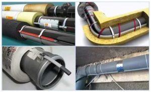 Как утеплить трубу с холодной водой – обзор основных видов утеплителей