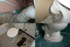 4 причины, почему пахнет канализацией в ванной