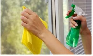 Моющее средство для окон своими руками
