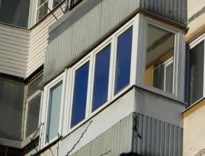 Типы балконов в панельных домах