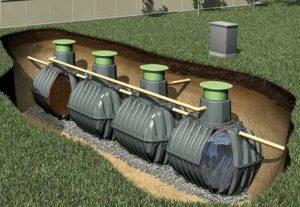 Емкость для канализации: недорогой способ утилизации бытовых стоков