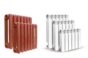 Алюминиевый или чугунный радиатор: выбор и сравнение с биметаллическим
