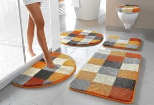 Как сделать самому коврик для ванной: 5 интересных идей