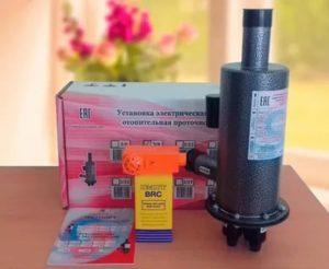 Электродные энергосберегающие котлы отопления