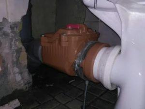 Для чего нужен канализационный клапан