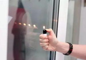 Как проверить сколько камер в пластиковом окне