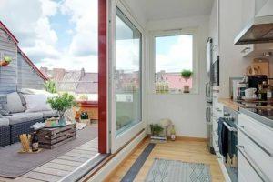Является ли балкон частью квартиры