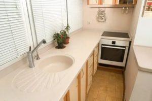 Можно ли перенести кухню на лоджию