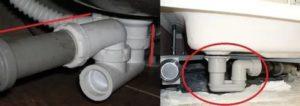 Каким должен быть правильный слив для душевой кабины
