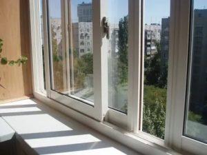 Пластиковые окна купе для балкона