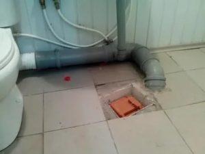 Насколько необходим обратный клапан для канализации, и где его нужно устанавливать