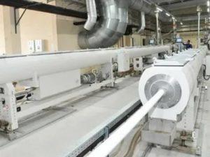 Производство полипропиленовых труб – особенности технологического процесса