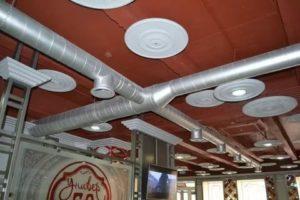 Вентиляционные трубы: как выбрать материал для обустройства воздуховодов
