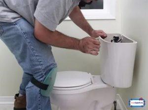Самостоятельный ремонт унитаза – просто и дешево