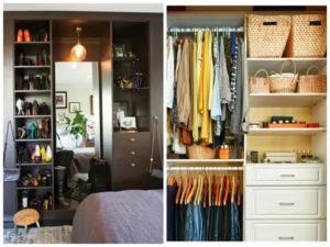 Лайфхаки для маленькой квартиры: Как можно использовать место за дверью