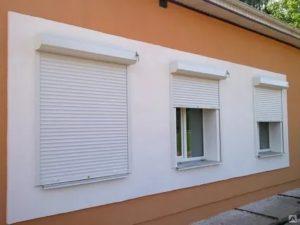 Какие бывают рольставни на окна