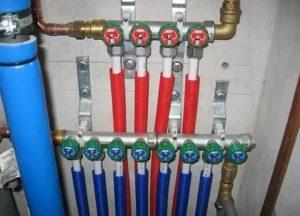 Что такое коллекторы для водопровода