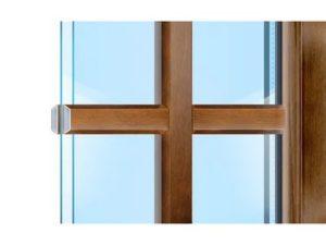 Фальш импост на окна ПВХ