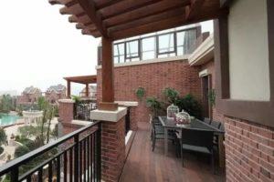 Чем отличается терраса от балкона