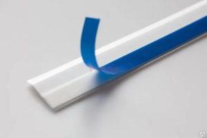 Пластиковые нащельники для окон ПВХ