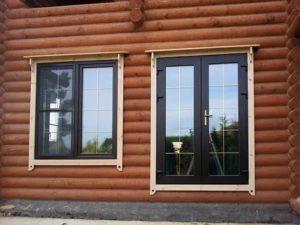 Какие окна лучше поставить в частный дом