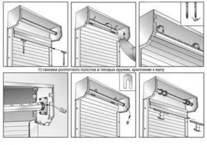 Как правильно установить ролеты на окна