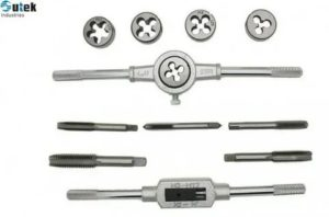 Трубные метчики и другие инструменты для ручной нарезки резьб