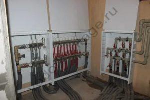 Коллекторная система отопления – идеальный выбор для частного дома