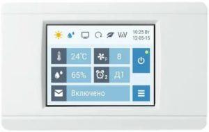 Автоматическое управление вентиляцией в помещении